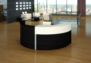 Small Reception Desk