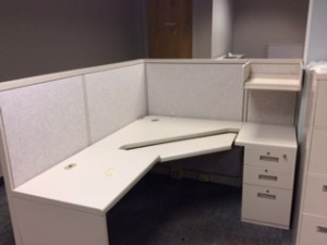 used office partitions panels