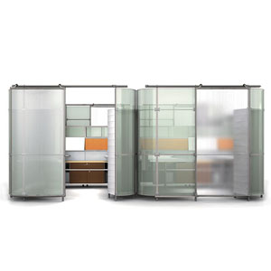 buy glass office partitions for your office from rof