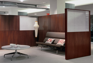 Wall Partitions Office - Interior Design