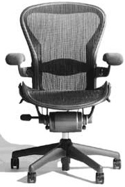 Aeron Ergonomic Chair for Sale from ROF