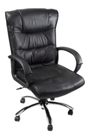 Black Leather Office Chairs