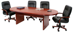 Small Conference Table - Small office conference table and chairs