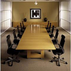 conference room seating from rof keeps meetings moving and guests