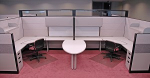 8x8 cubicle for 8x8 office design