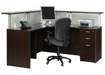 Desk and L Shaped Workstation Cheap Prices Not Cheap Construction