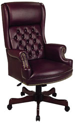 Executive Computer Chair Styles For Every Office - Leather computer chairs