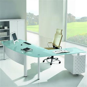 glass top office furniture.  glass glass top desks intended office furniture o