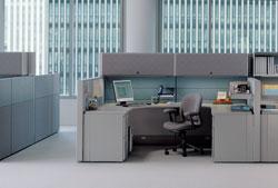 herman miller used cubicles