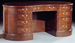 Kidney Shaped Executive Desk from ROF Furniture