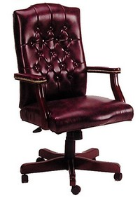 Leather Office Chairs from ROF Furniture