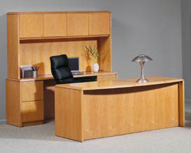 Maple Computer Desks