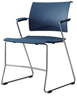 Metal Office Chairs