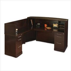 Used Multi-Person Reception Desks