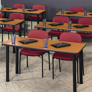 Training Tables - Training table restaurant