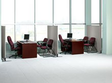 Office Partition Panels Are Available At ROF