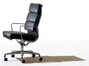 Rolling Executive Leather Chairs for Mobile Style in Offices Coast ...