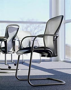 used stationary office chairs