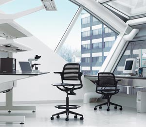 Used Black Office Chairs Provide Classic Style and Comfort from ...