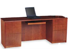 Used Desk Credenzas