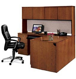 used lshaped office desks