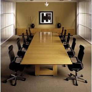 Used Rectangular Conference Room Tables From ROF Inc - Rectangular conference room table