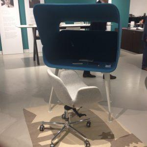 Acoustic Desk