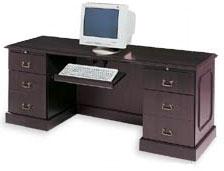 New Desk Credenzas