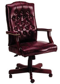 New Executive Leather Chairs
