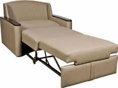 Hospital Sleeper Chairs