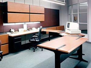 Large Used Reception Desks