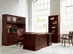 Mahogany Desk Credenzas from Georgia to Texas and Nationwide