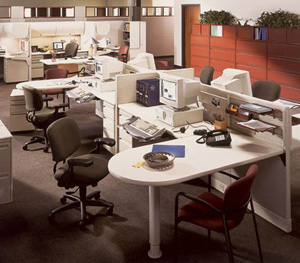 partitions and cubicles
