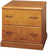 Pine File Cabinets for Sale